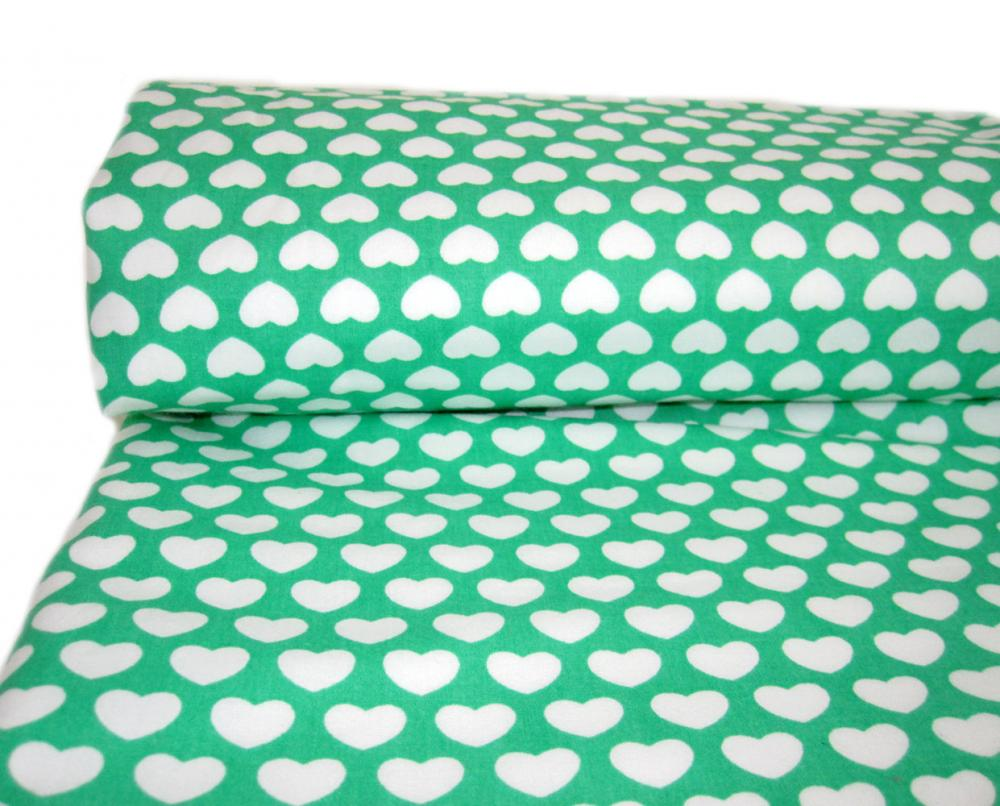 Green Love - Eco Friendly Baby and Toddler Blanket - Nursery Basics, Swaddling Blanket, Receiving Blanket, Stroller Blanket
